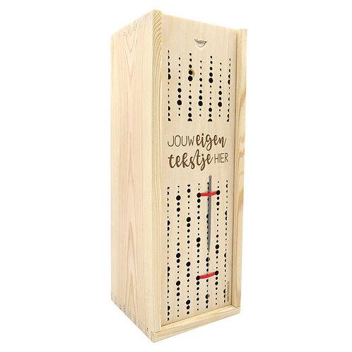 Champagnebox - Sparkle 'Gepersonaliseerd'