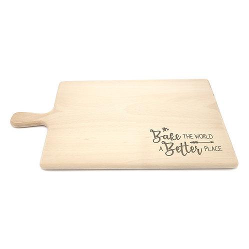 Broodplank 'Bake'