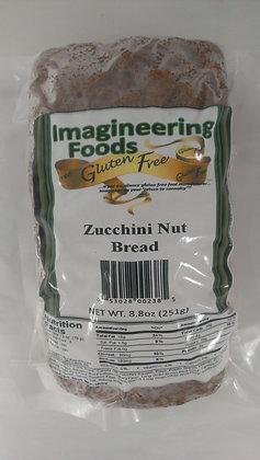 Zucchini Nut Bread Mini Loaf