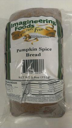 Pumkin Spice Bread Mini Loaf