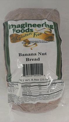 Banana Nut Bread Mini Loaf