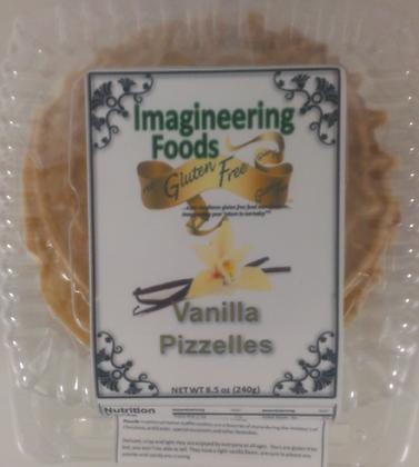 Vanilla Pizzelles