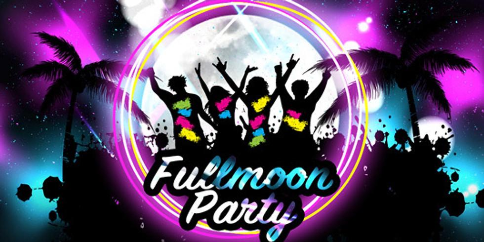 Full Sturgeon Moon in Aquarius Party
