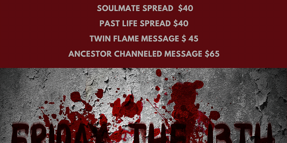 Friday The 13th Specials