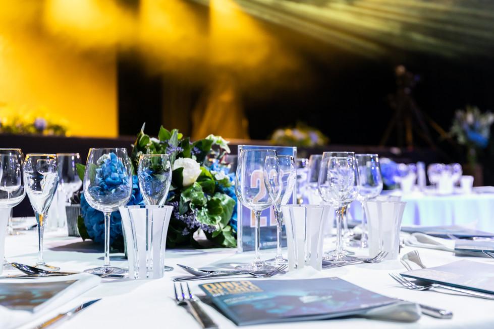 Diner de gala OM fondation