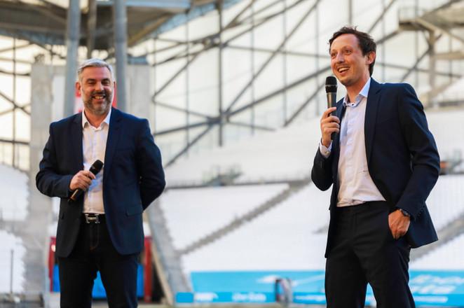 Soirée partenaires de l'OM 2021