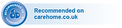 Reccomended on Carehomeco.uk