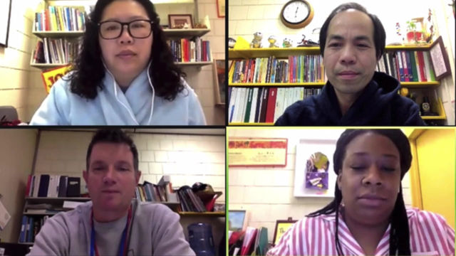 JQES Administration Video Message, 12/23/20