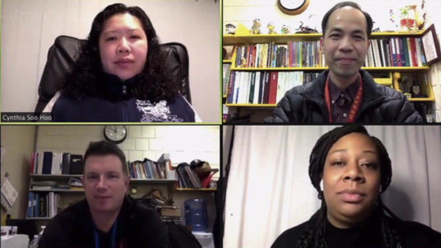 JQES Administration Video Message, 1/6/21