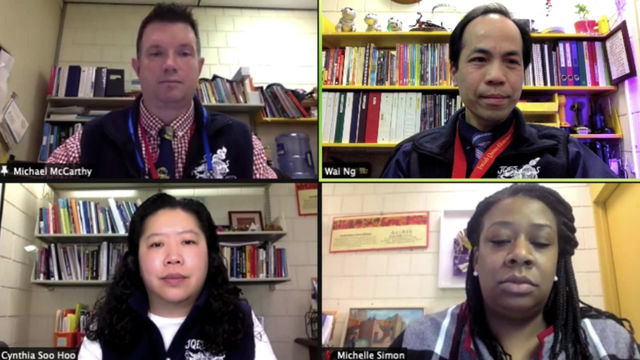 JQES Administration Video Message, 3/10/21