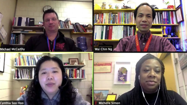 JQES Administration Video Message, 4/28/21