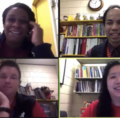 JQES Administration Video Message, 10/7/20