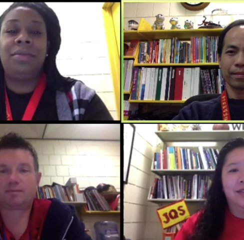 JQES Administration Video Message, 9/23/20