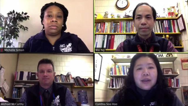 JQES Administration Video Message, 3/3/21