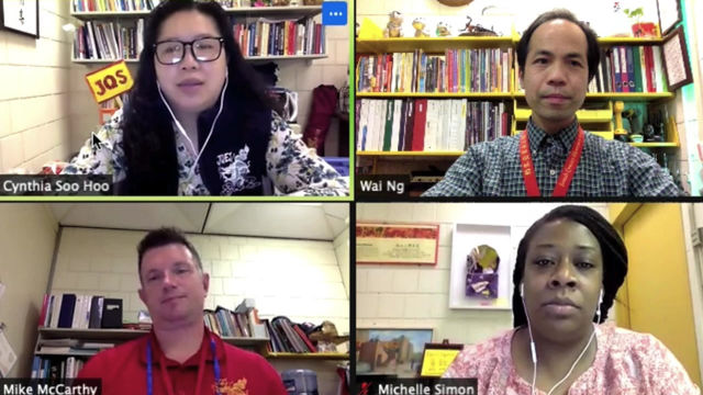 JQES Administration Video Message, 5/19/21