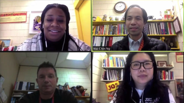 JQES Administration Video Message, 12/9/20