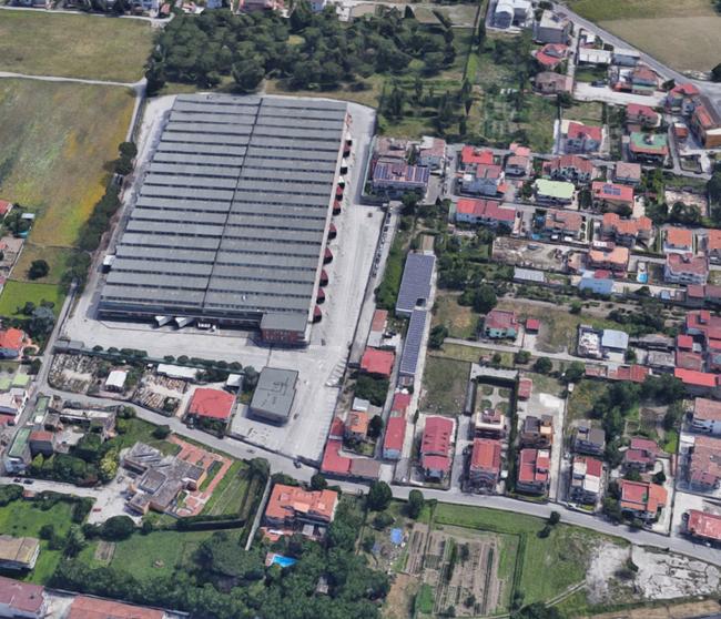 Polo di logistica Castello di Cisterna (NA)