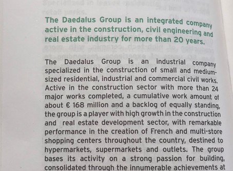 MIPIM 2019: The Daedalus Group included in the Italian real estate excellence companies list