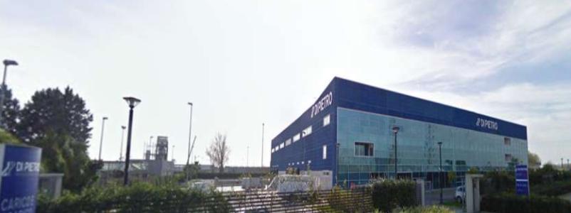 Impianto industriale ed edificio direzionale