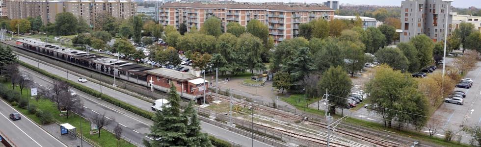 "Milano ""Crescenzago"" | Ex-parcheggio ATM"