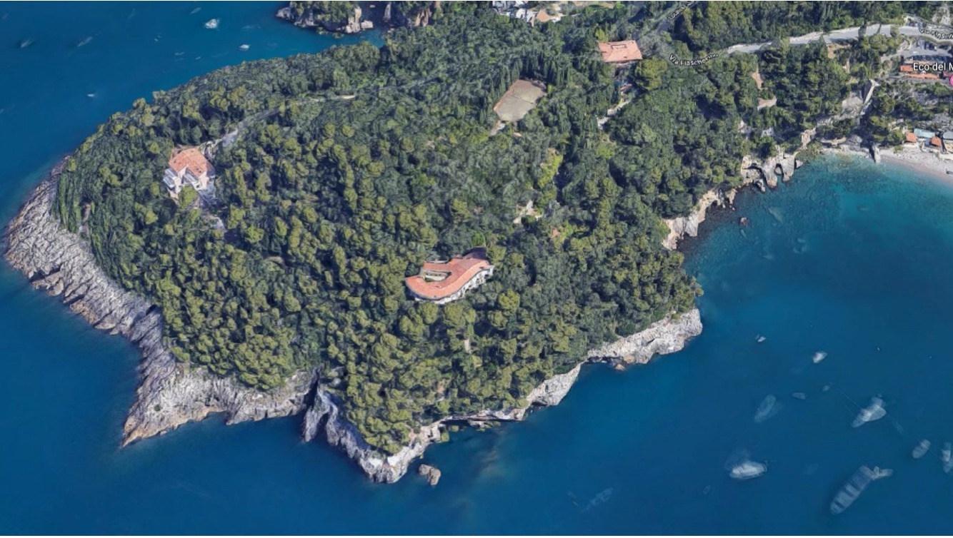 Riqualificazione di Villa Maramozza - Lerici