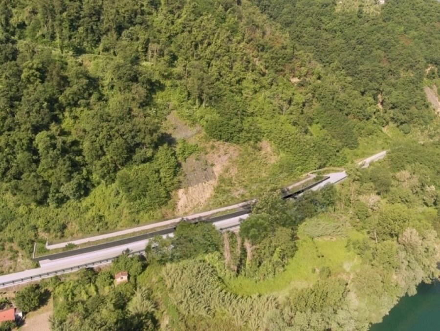 Sistemazione di Strada della Ripa - La Spezia