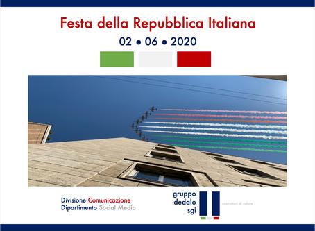 Felice Festa della Repubblica Italiana / Happy Italian National Day