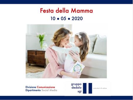 Festa della Mamma | 5 Maggio 2020