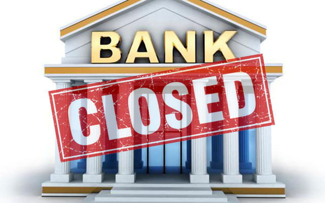 The Bank of Derek is closed