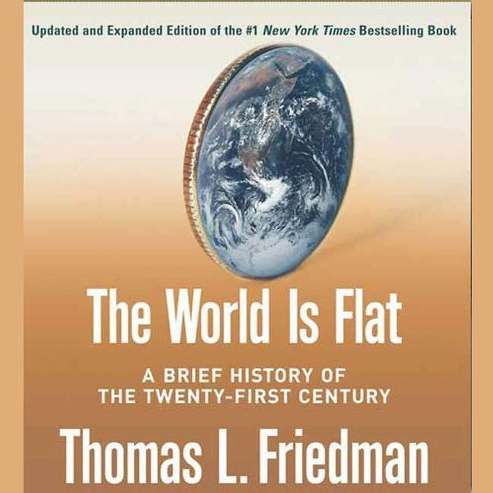 Cover of the book The World is Flat