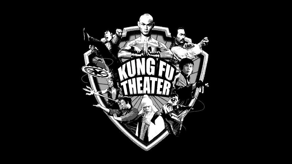 Kung Fu Theater logo