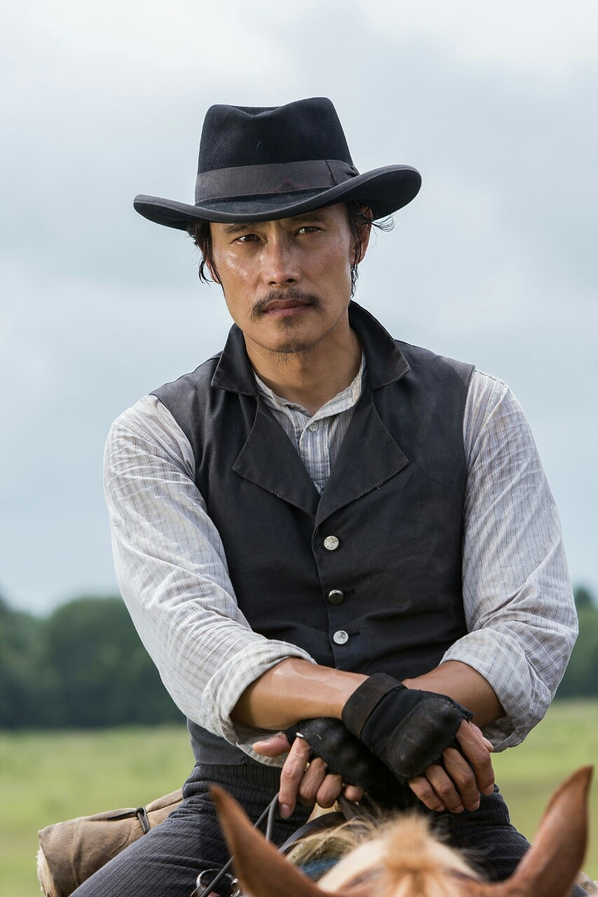 Lee Byung-Hun in the Magnificent Seven