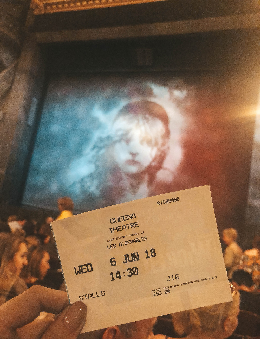 Now the world's longest running musical, and a global stage sensation, Les Misérables sweeps audiences through an epic tale of passion and destruction.
