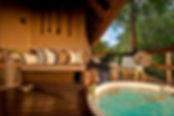 Little-Bush-Camp-Private-Deck-Jacuzzi-Bu