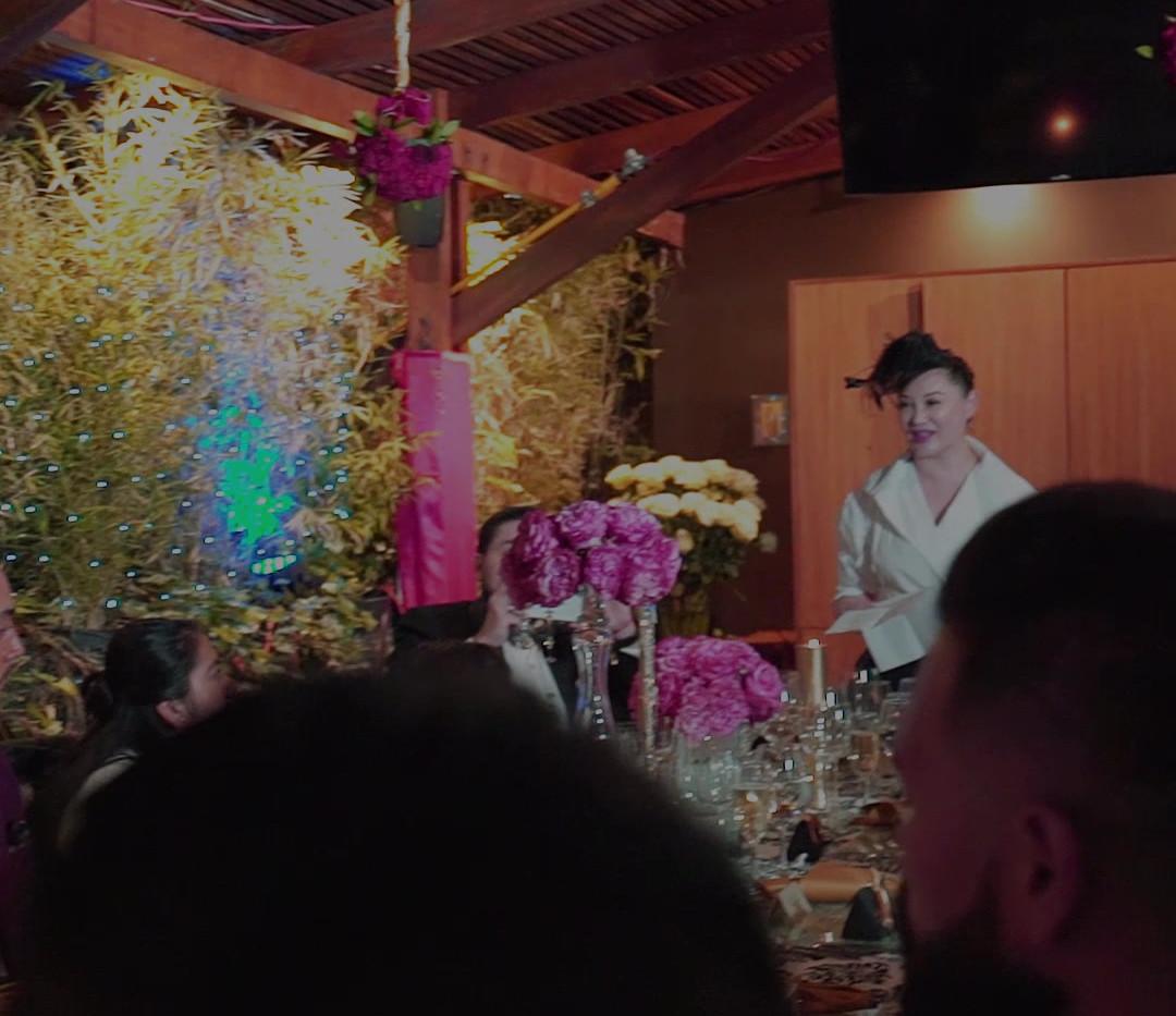 Video clip publicitario Cena Navideña Pu