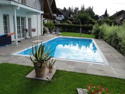 Schwimmbad aus Polypropylen