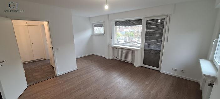 Schönes und neu renoviertes Apartment in Düsseldorf-Unterrath. Ruhige und dennoch zentrale TOP Lage  mit neuer Küche