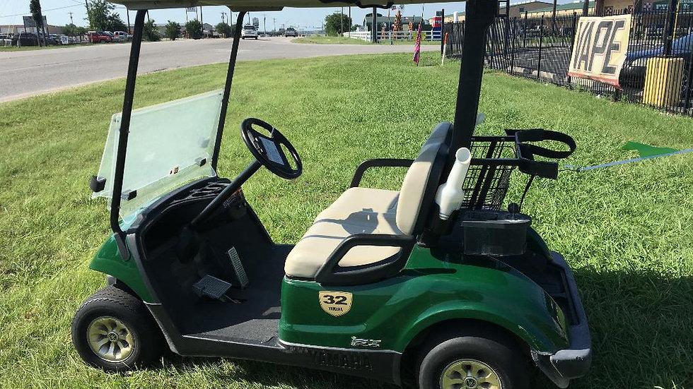 2016 Stock Gas Golf Cart