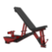 ULTRA PRO LADDER BENCH WITH SPOTTER STAN