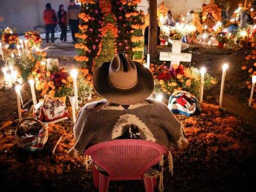 Donde debes celebrar el dia de Muertos en México