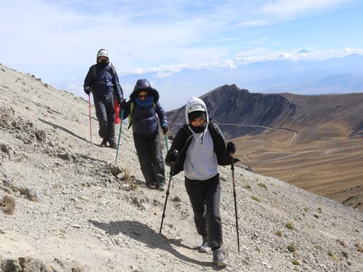 Consejos para tu visita al Nevado de Toluca.