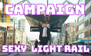 SEXY LIGHT RAIL (UON Revue 2020: Takeawa