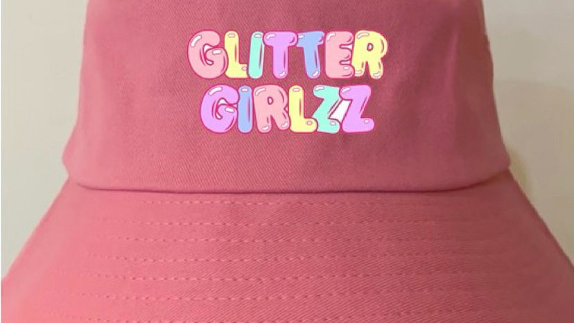 Glitter Girlzz Bucket Hats
