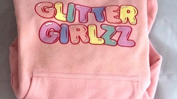 Glitter Girlzz sweatshirts youth