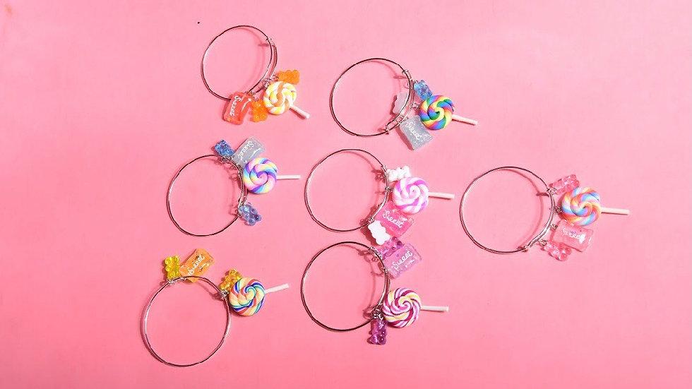 Glitter Girlzz Charm Bracelet