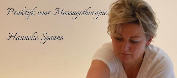 Hanneke Spaans - Massagetherapie