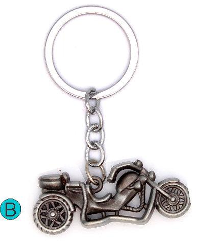Moto Shopper Key Chain