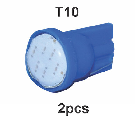 T10 Super Nova 2 Pcs Blue