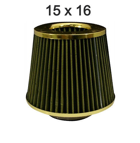 Air Filter Cone Yellow