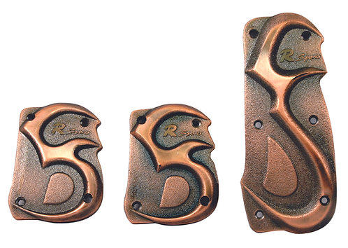 Manual Pedal Pad Gothic